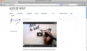 website Alex-de-Wolf