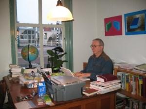 Schrijfkamer
